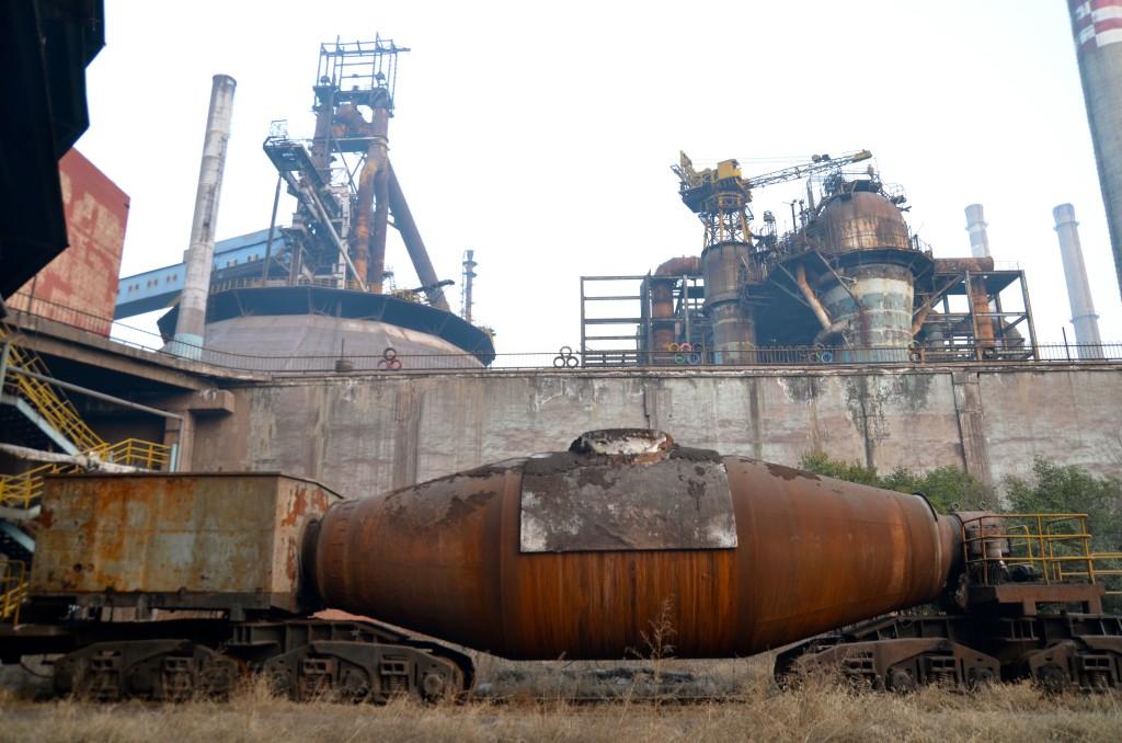 Blast furnaces,