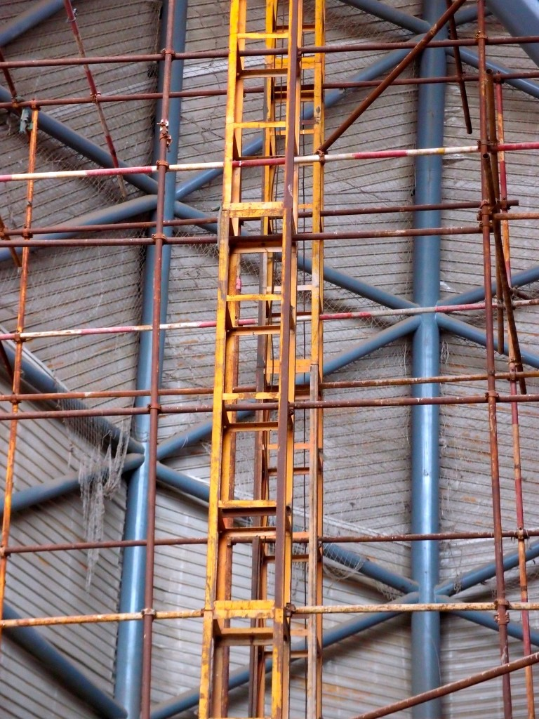 Scaffholding, Sport Center