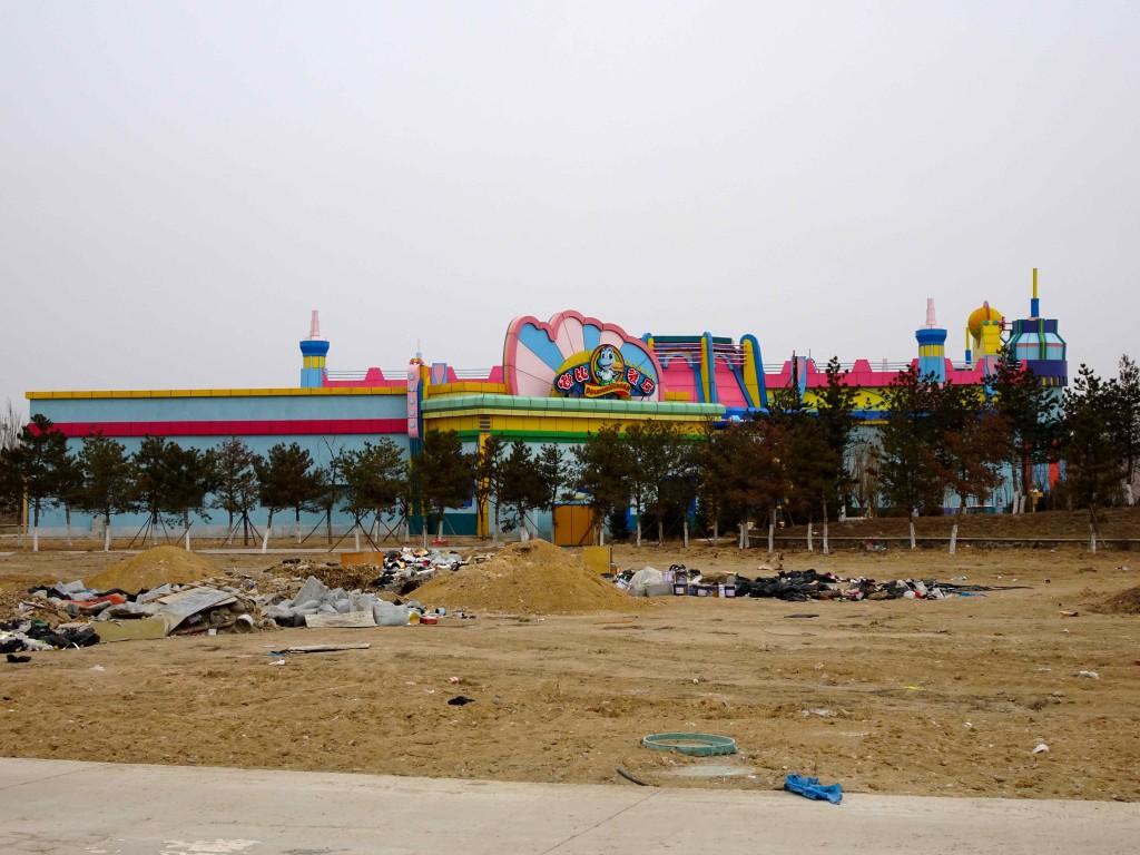 dirty parc