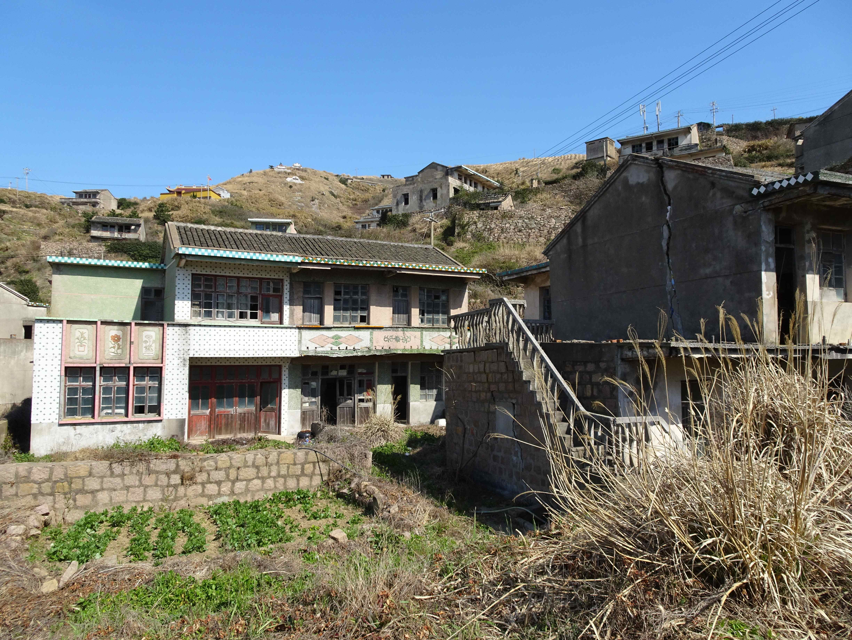 abandoned villages france