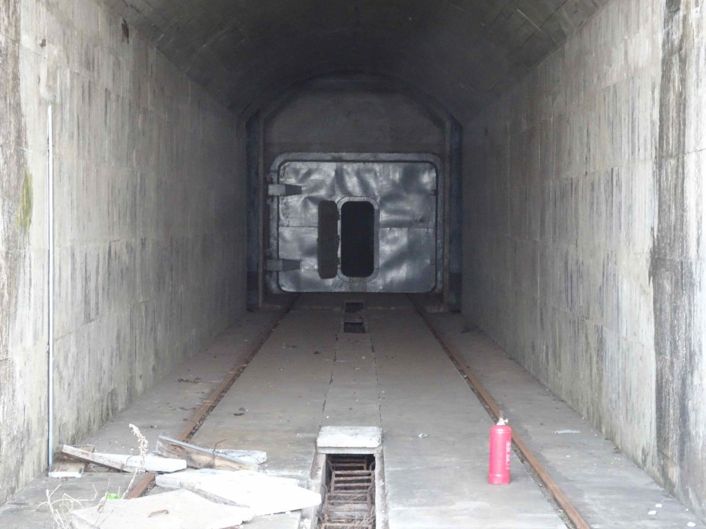 defense tunnel shenghan 2