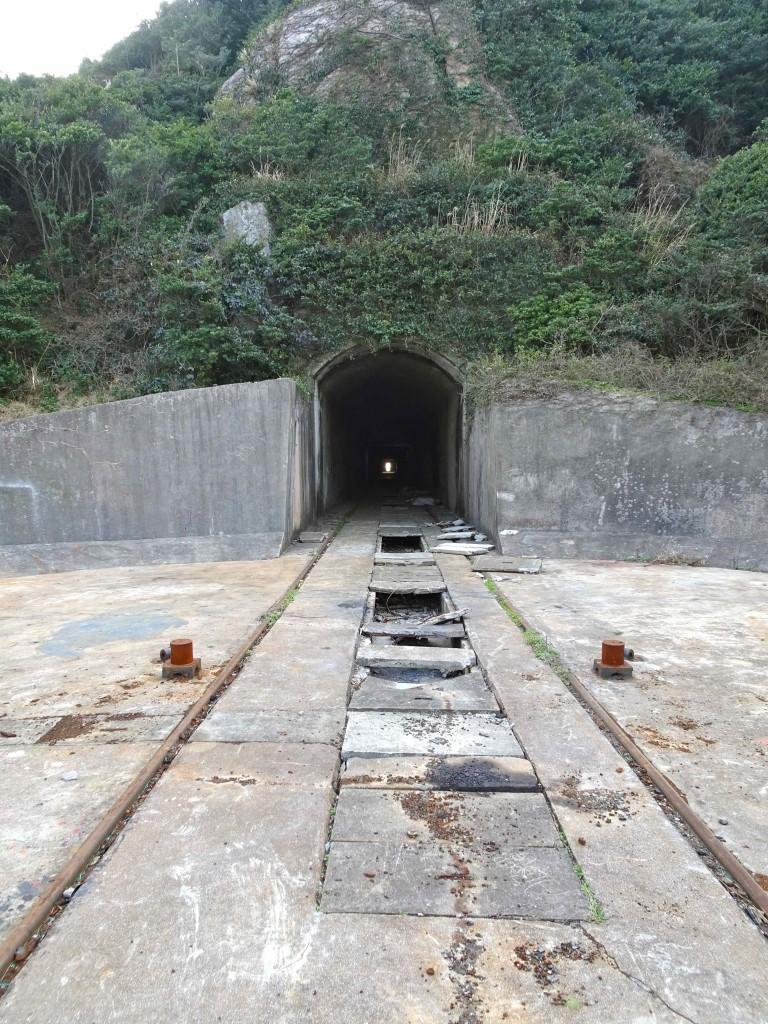defense tunnel shenghan
