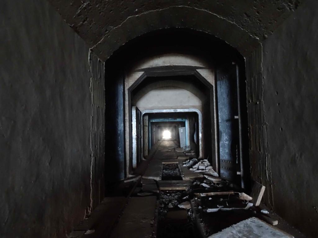 defense tunnel shengshan