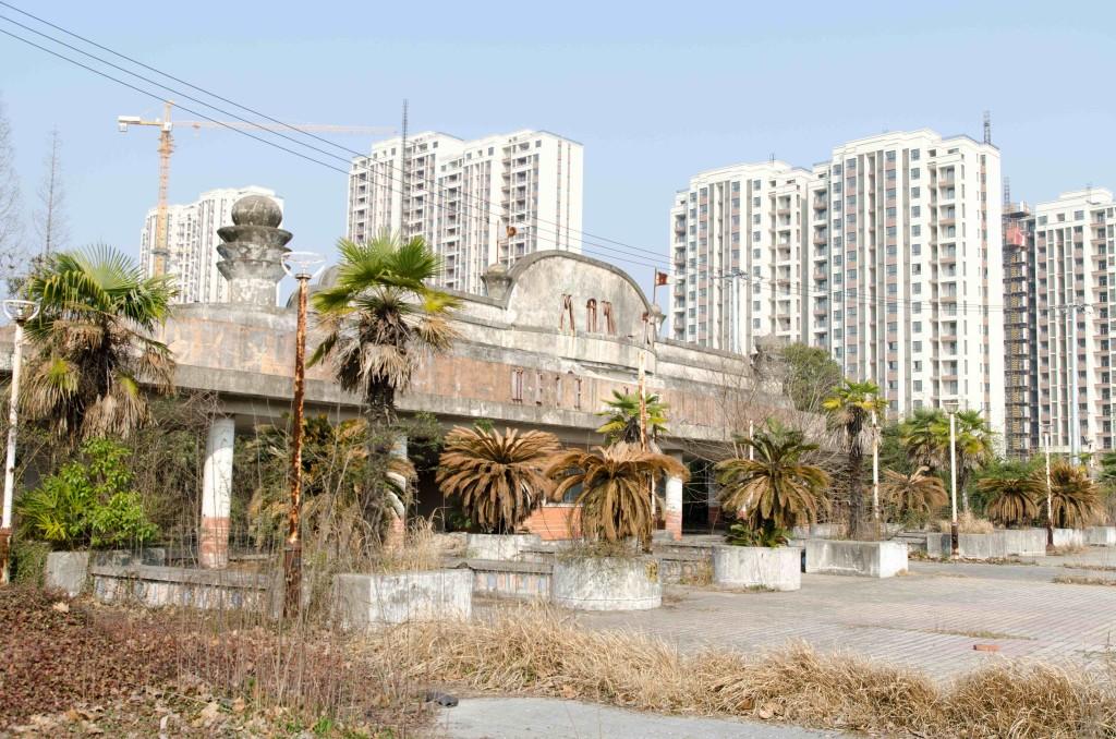 urban decay versus urban renewal